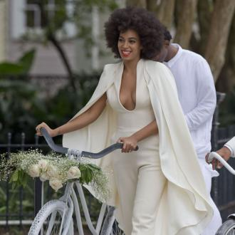 Solange Knowles gets nervous at every show