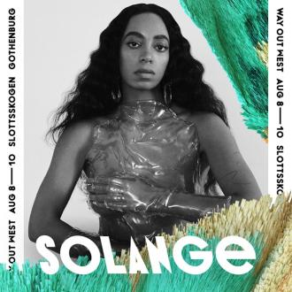 Solange to headline gender-balanced Way Out West Festival