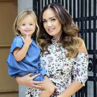 Tamara Ecclestone is 'almost done' with breastfeeding