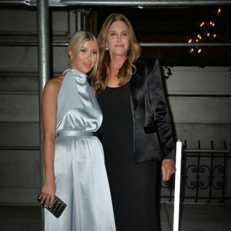 Sophia Hutchins And Caitlyn Jenner Have 'Great Partnership'