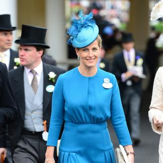 Countess of Wessex is 'ridiculously happy' for royal couple