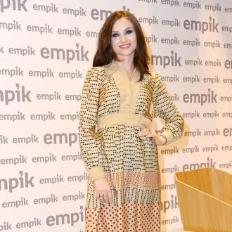 Sophie Ellis-Bextor doesn't scrimp on shoes