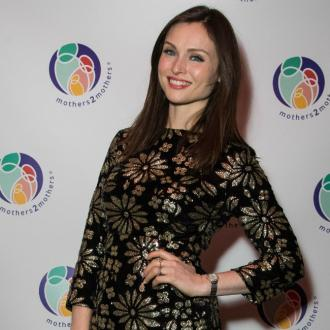 Sophie Ellis-Bextor loves family time