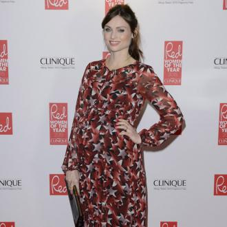 Sophie Ellis-Bextor forgets her Christmas gifts