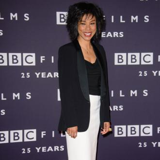 Sophie Okonedo's family excited by Hellboy