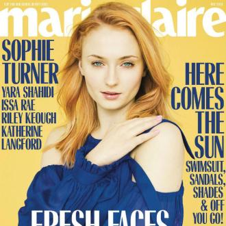 Sophie Turner happy to be engaged