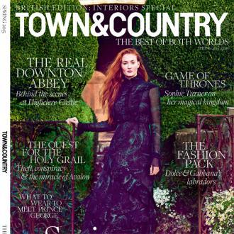 Sophie Turner's Game Of Thrones Tears