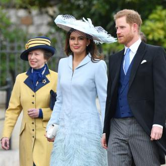 Sophie Winkleman's Wedding Nerves At Lady Gabriella Windsor's Nuptials