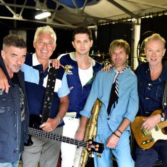 Spandau Ballet's new singer makes them feel young