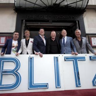 Spandau Ballet Honoured With Heritage Award