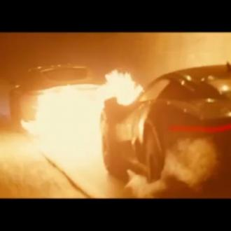 James Bond fires up classic flamethrower in Spectre trailer