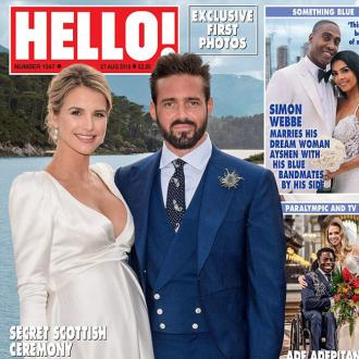 Spencer Matthews And Vogue Williams Reveal Wedding Details