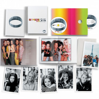 Spice Girls to release unheard songs on expanded 25th-anniversary edition of Spice