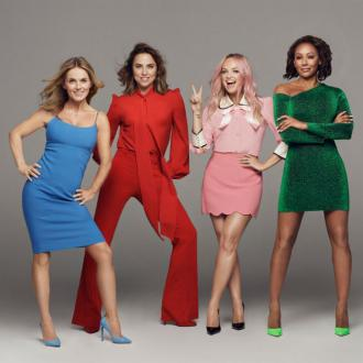 Spice Girls Look Nostalgic Yet Contemporary