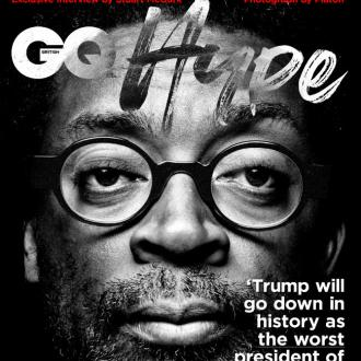 Spike Lee warns of world peril if Trump is re-elected