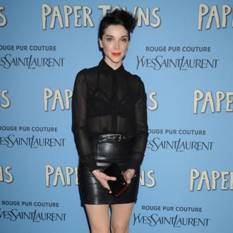 St.Vincent was getting 'bummed out' by Twitter