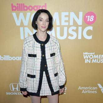 St. Vincent likes the mystery of music