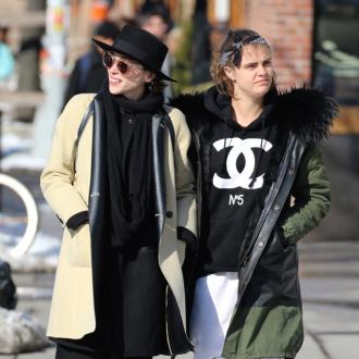 Cara Delevingne Splits From Girlfriend?