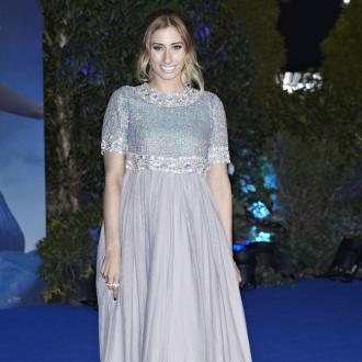 Stacey Solomon has a sexually transmitted infection