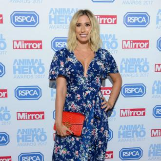 Stacey Solomon has learned to accept her anxiety