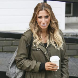 Stacey Solomon's big boobs 'bang'