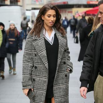 Stacey Solomon's 'anxiety' over going out