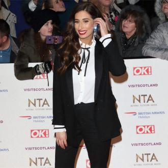 Stacey Solomon's complicated schedule