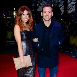 Stacey Solomon and Joe Swash have to be 'careful' not to conceive