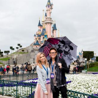 Stacey Solomon accompanies 40 kids to Disneyland Paris to celebrate anniversary
