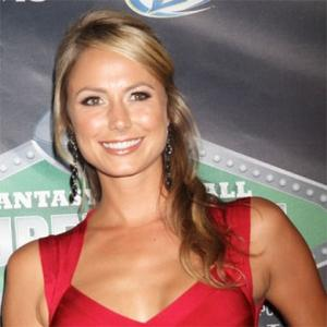 Stacy Keibler Surprised By Clooney Romance