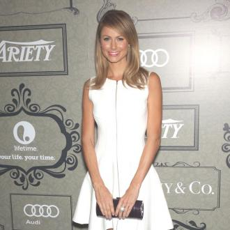 Stacy Keibler: Clooney Split Not 'Dramatic'