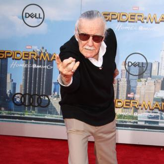 Stan Lee pays tribute to Spider-Woman co-creator