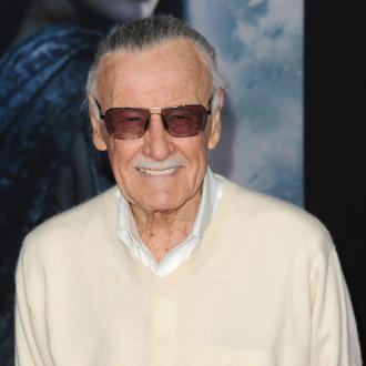Stan Lee producing secret movie project