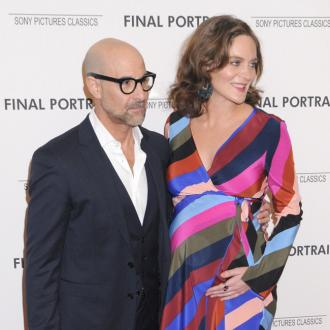 Stanley Tucci to become father for fifth time