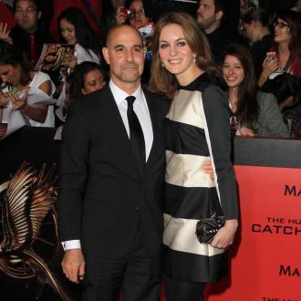 Stanley Tucci to be dad again