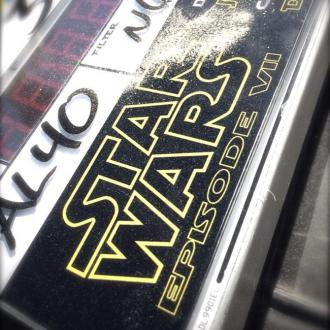 Filming begins on Star Wars: Episode VII