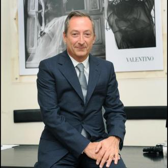 Valentino And L'oreal Launching Beauty Range