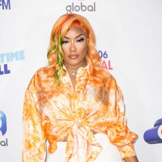 Stefflon Don Twerks To Warm Up For Shows
