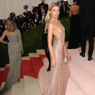 Stella Maxwell Feels 'Blessed' To Be A Model