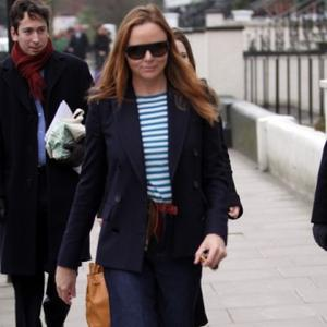 Stella Mccartney Pregnant