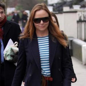Stella Mccartney Nervous About Designing For Men