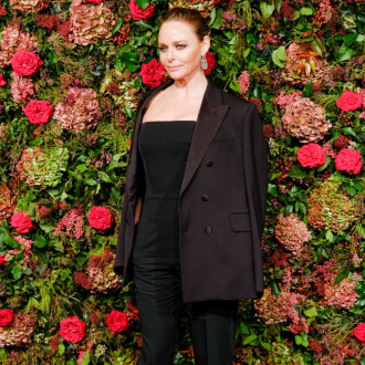 Stella McCartney calls for end to fur trade with protest