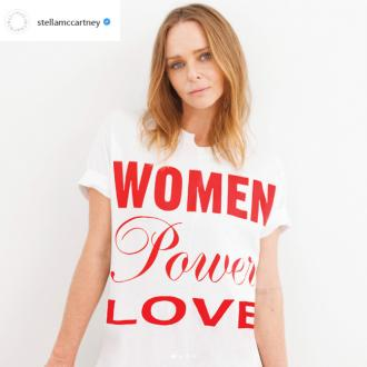 Stella McCartney designs T-shirt range to support The Girl Project