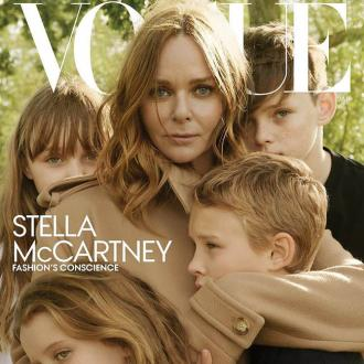 Stella McCartney becomes first designer to cover Vogue