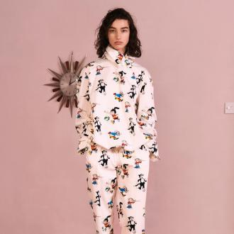 Stella Mccartney's A/w 17 Collection Celebrates The 'Inner Child In Our Spirit'