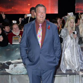 Stephen Fry Pleased With Budapest Hotel Bafta Success