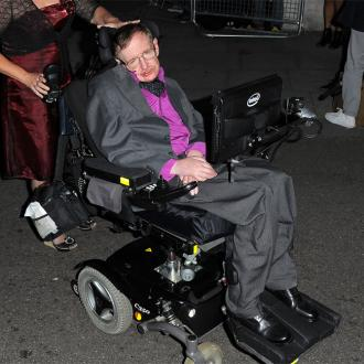Stephen Hawking 'very proud' of Eddie Redmayne