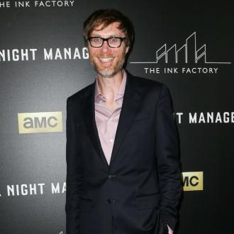 Stephen Merchant had to shave eyebrows for Logan