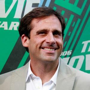 Steve Carell Likes 'Positive' Movies