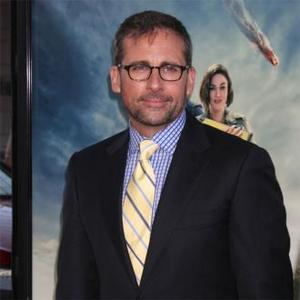 Steve Carell Still Shops At Supermarket